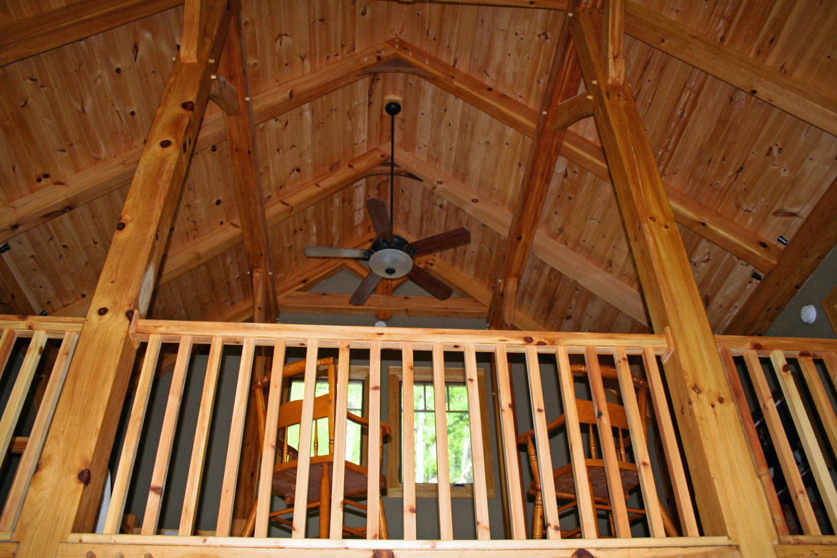 timber frame home financing, homepromise