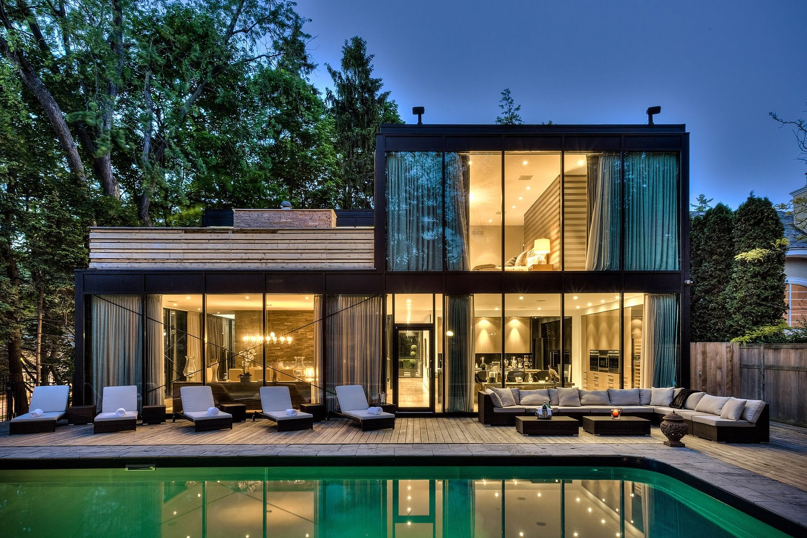 glass home financing, unique homes, modern architecture home financing