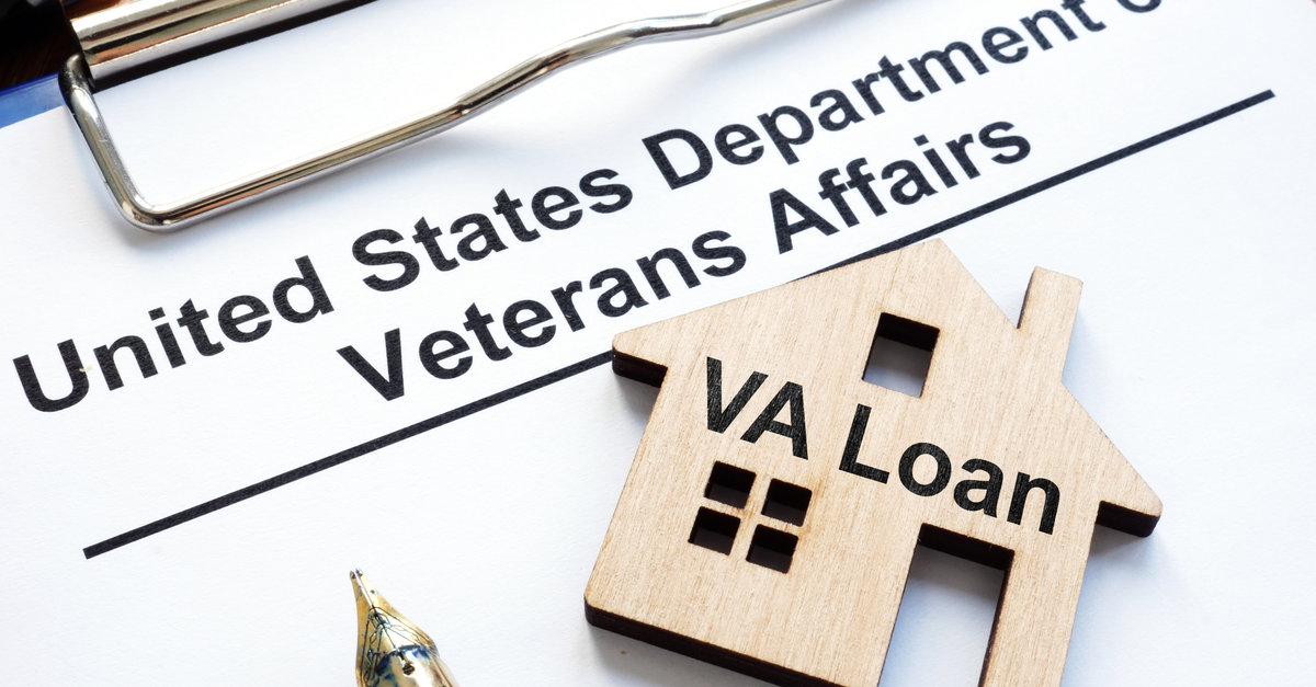 How To Get A VA Loan With A 580 Credit Score, homepromise
